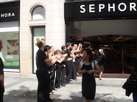 Sephora Paris anksimage