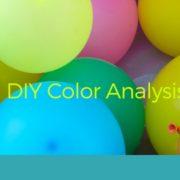 diy color analysis anksimage blog