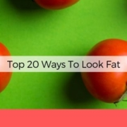 ways to look fat anksimage