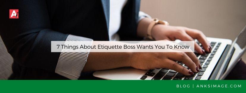 workplace etiquette anksimage