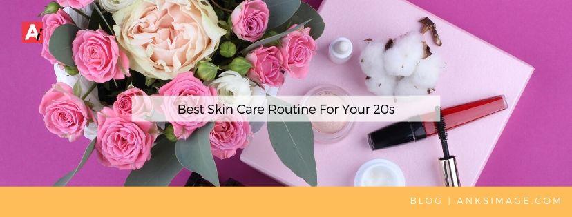 skincare 20s anksimage