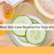 skincare 40s anksimage