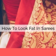 anksimage look fat in sarees