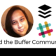 why i joined the buffer community on slack anksimage