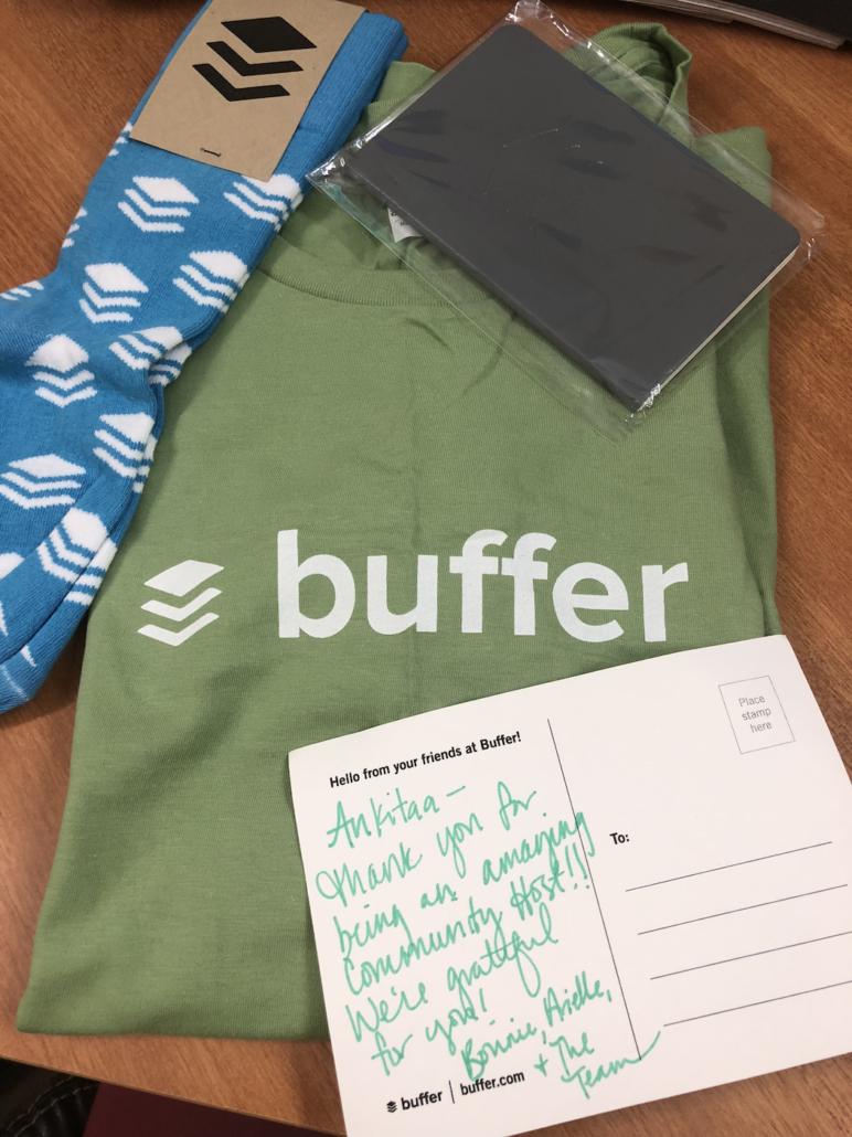 why i joined the buffer community on slack anksimage